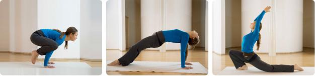 Yoga mit Barbara Walz